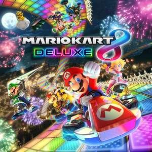 Mario Kart 8 Deluxe sur Nintendo Switch (Dématérialisé)