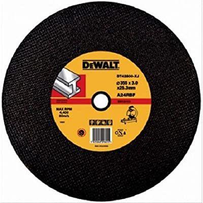 Disque à Tronçonner Dewalt DT42800-XJ Gris, 355 x 3 mm