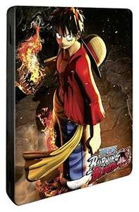 [Précommande] One Piece Burning Blood (avec steelbook) sur PlayStation 4 / Xbox One