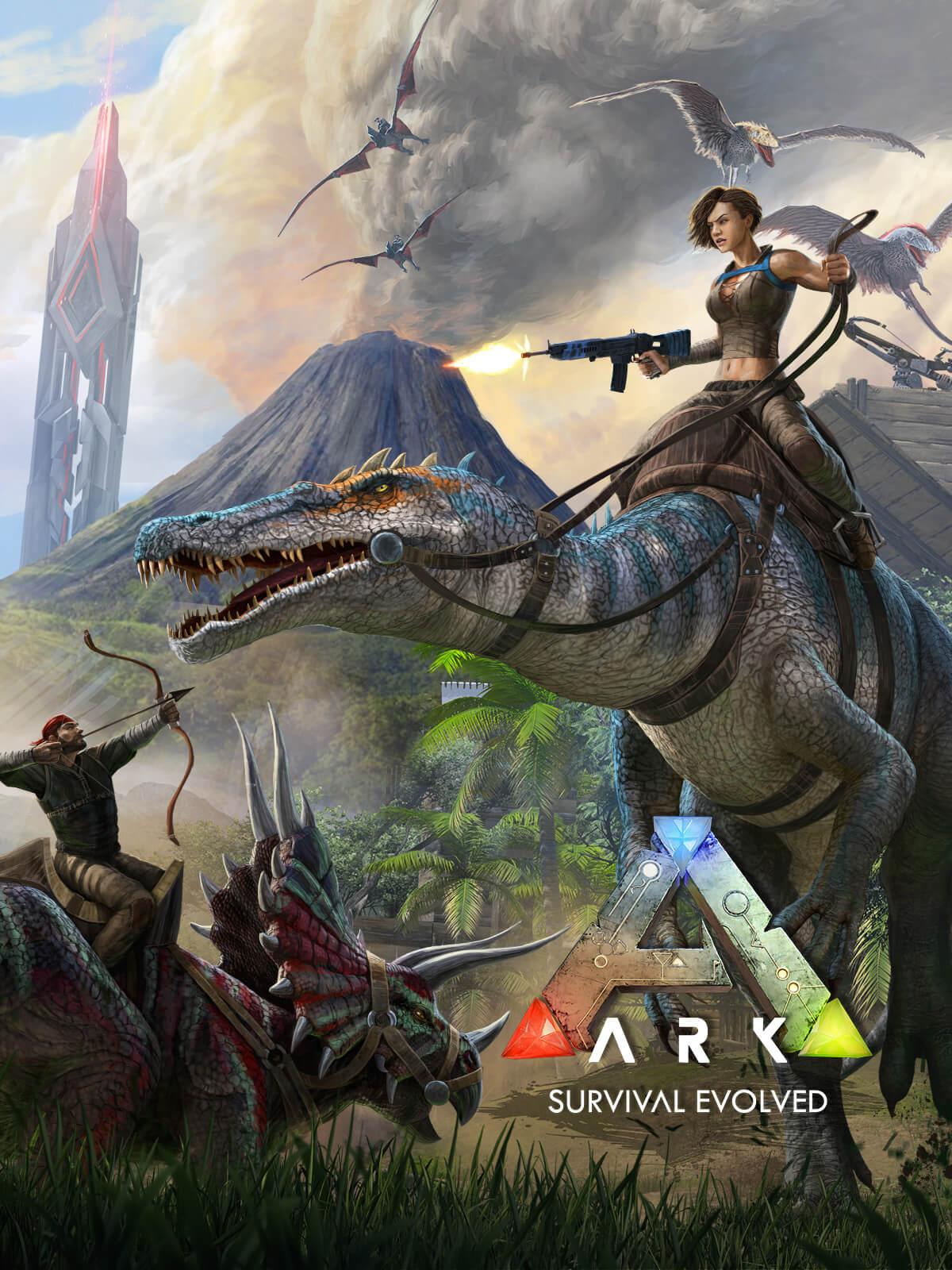 Jeu ARK : Edition Explorer sur PC (Dématérialisé, Epic Games Store)