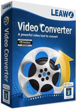 Logiciel Leawo Video Converter sur PC