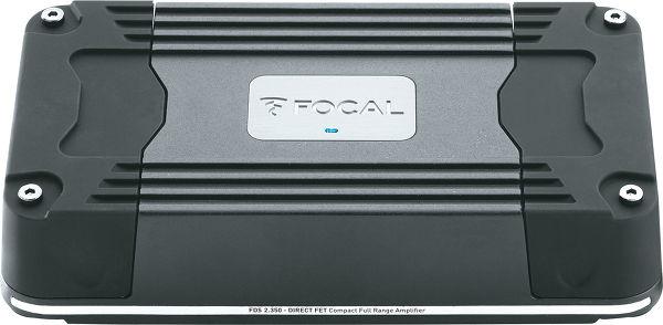 Amplificateur Focal FDS 2.350 pour Voiture