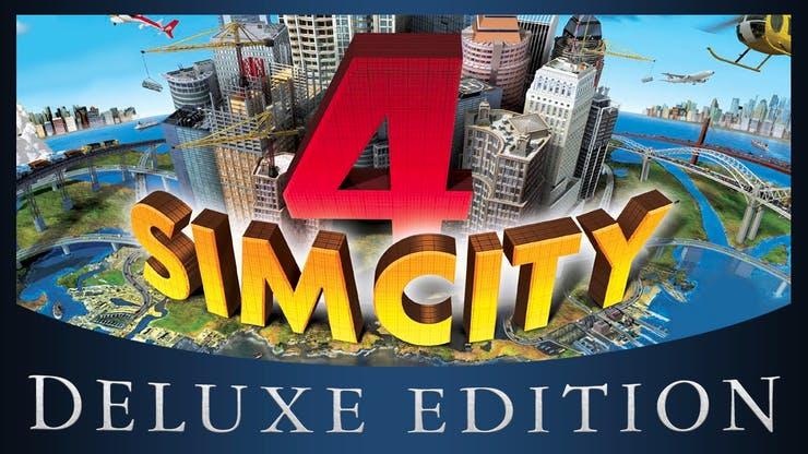 SimCity 4 Deluxe Edition sur Mac (Dématérialisé, Steam)