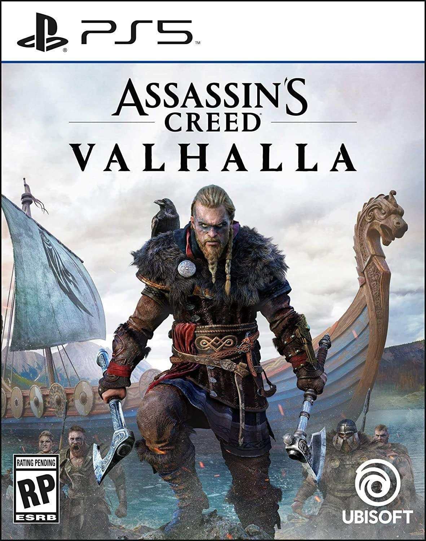 Jeu Assassin's Creed Valhalla sur PS5 (frais d'importation inclus)