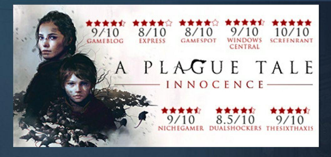 Jeu A Plague Tale: Innocence sur PC (Dématérialisé)