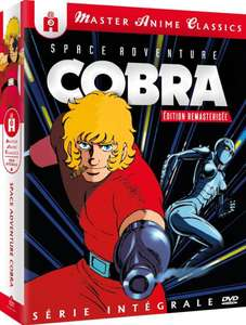 DVD Space Adventure Cobra - Série TV