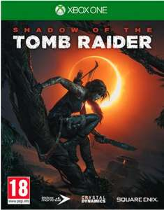 Jeu Shadow Of The Tomb Raider sur Xbox One
