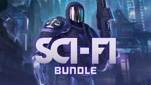 Bundle de 7 jeux PC de science-fiction Sci-fi Bundle sur PC (Dématérialisé - Steam)