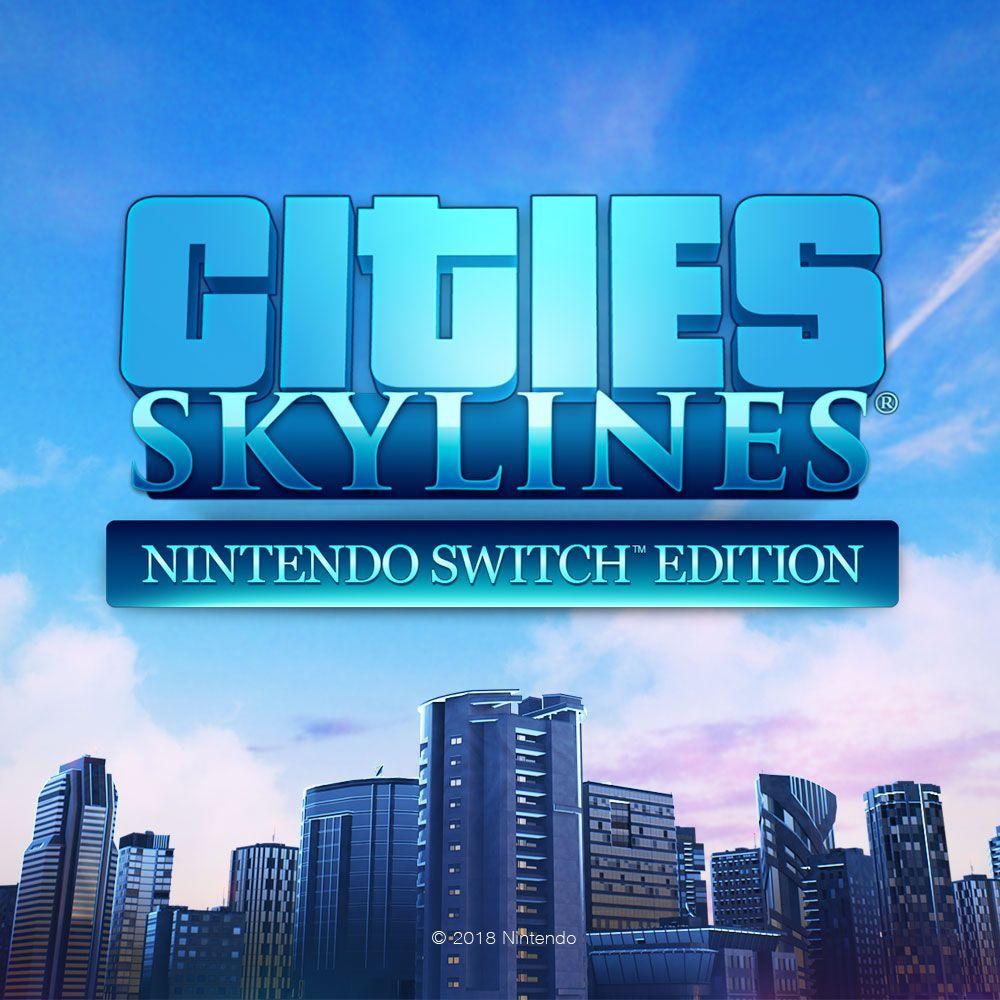 Cities : Skylines Sur Nintendo Switch (Dématérialisé)