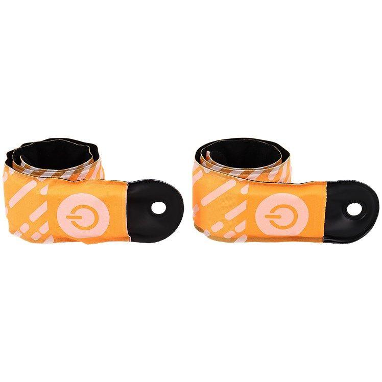 Lot de 2 Bracelets de sport réfléchissants