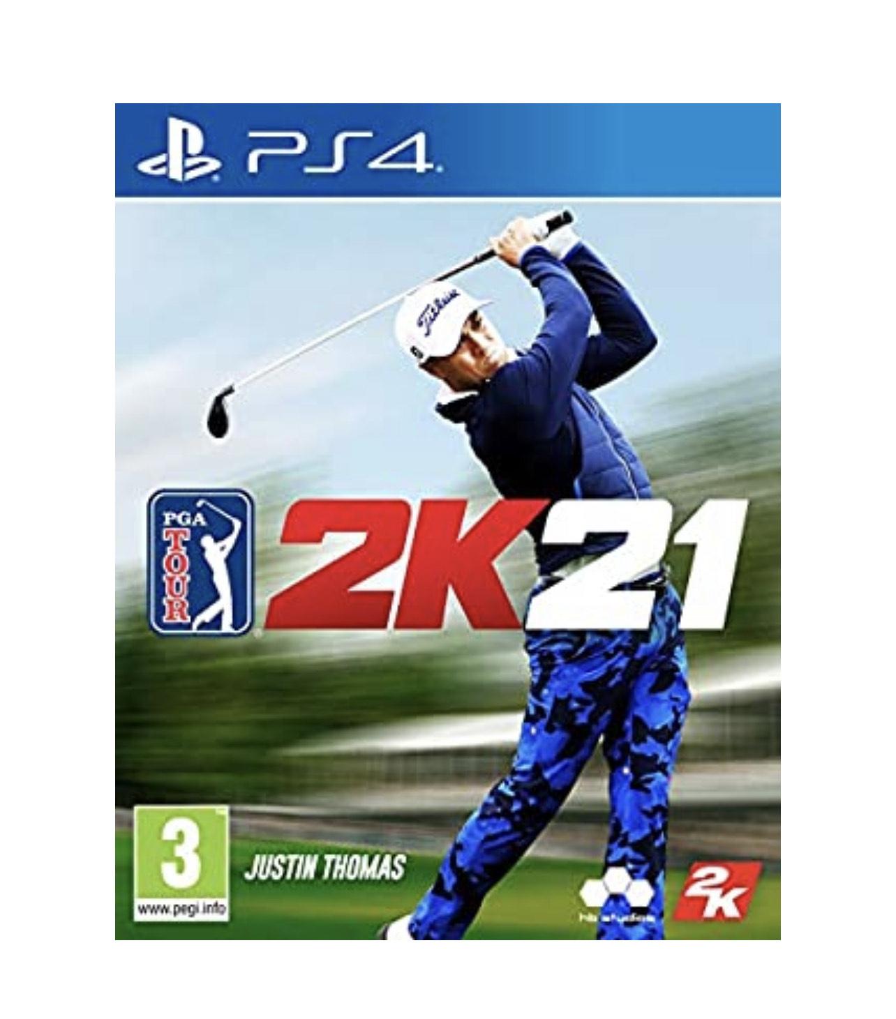 PGA Tour 2K21 sur Xbox One ou PS4