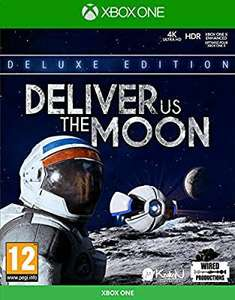 Sélection jeux - Ex : Deliver us The Moon sur Xbox One