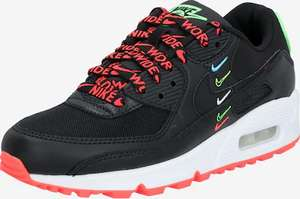 Baskets Nike Air Max 90 Worldwide Femme - Noire