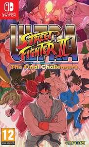 Ultra Street Fighter II: The Final Challengers sur Nintendo Switch (Dématérialisé - Store HK)