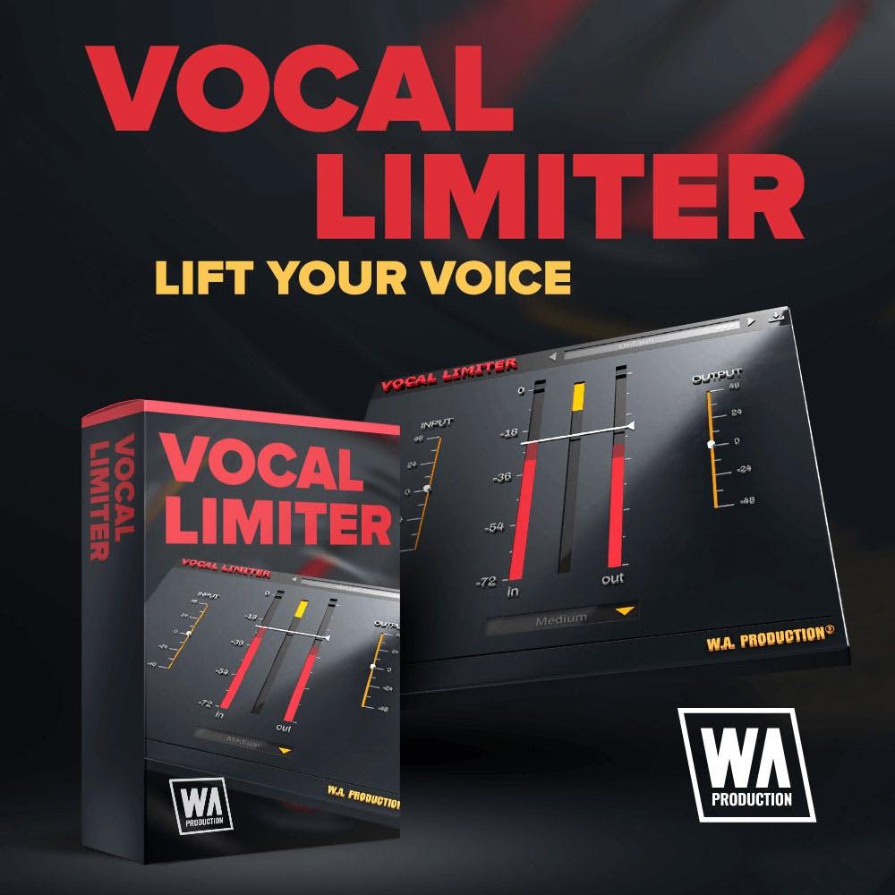 Plugin audio VST Vocal Limiter gratuit (waproduction.com)