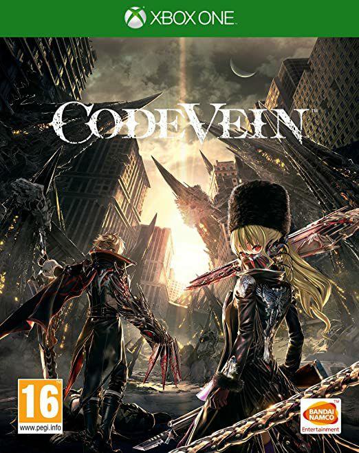 Jeu Code Vein sur Xbox One (via coupon)