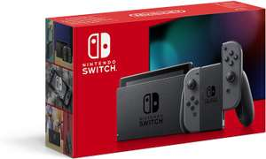 Console Nintendo Switch v2 grise