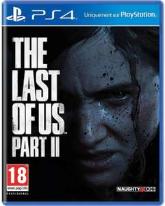 Jeu The Last of Us Part II sur PS4 (Frontaliers Suisse)