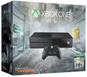 Console Xbox One 1 To + Tom Clancy's The Division