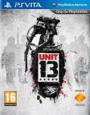 Sélection de jeux PS Vita (Unit 13, Wipeout 2048, Gravity Rush...)