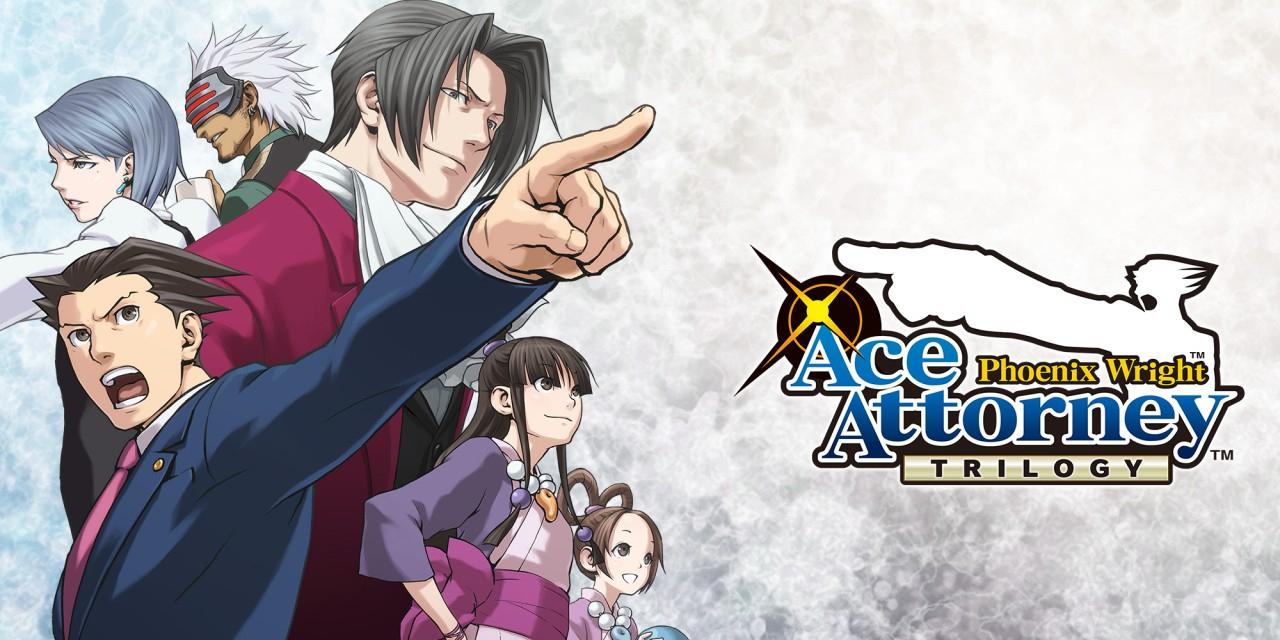Jeu Phoenix Wright: Ace Attorney Trilogy sur Nintendo Switch (Dématérialisé - Store russe)