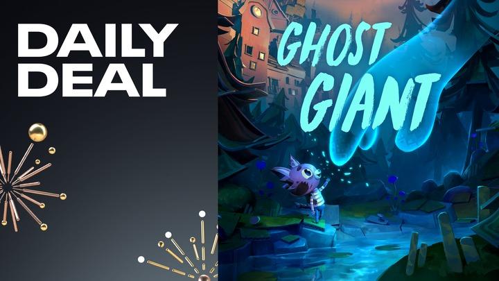 Jeu VR Ghost Giant sur Oculus Quest 1 et 2 (Dématérialisé)