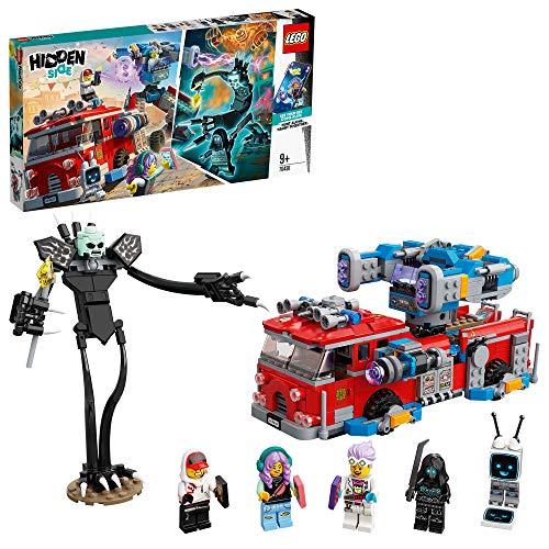 Lego Hidden Side 70436 - Le camion de pompiers Phantom 3000