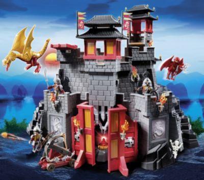 Jouet Playmobil Forteresse Impériale du Dragon