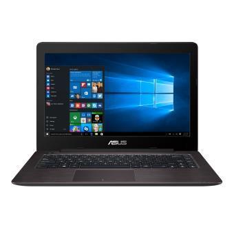 """[Offre adhérents] PC ultra-portable 14"""" Asus R457UB-WX024T (i5-6200U, 8 Go de RAM, 256 Go en SSD)"""