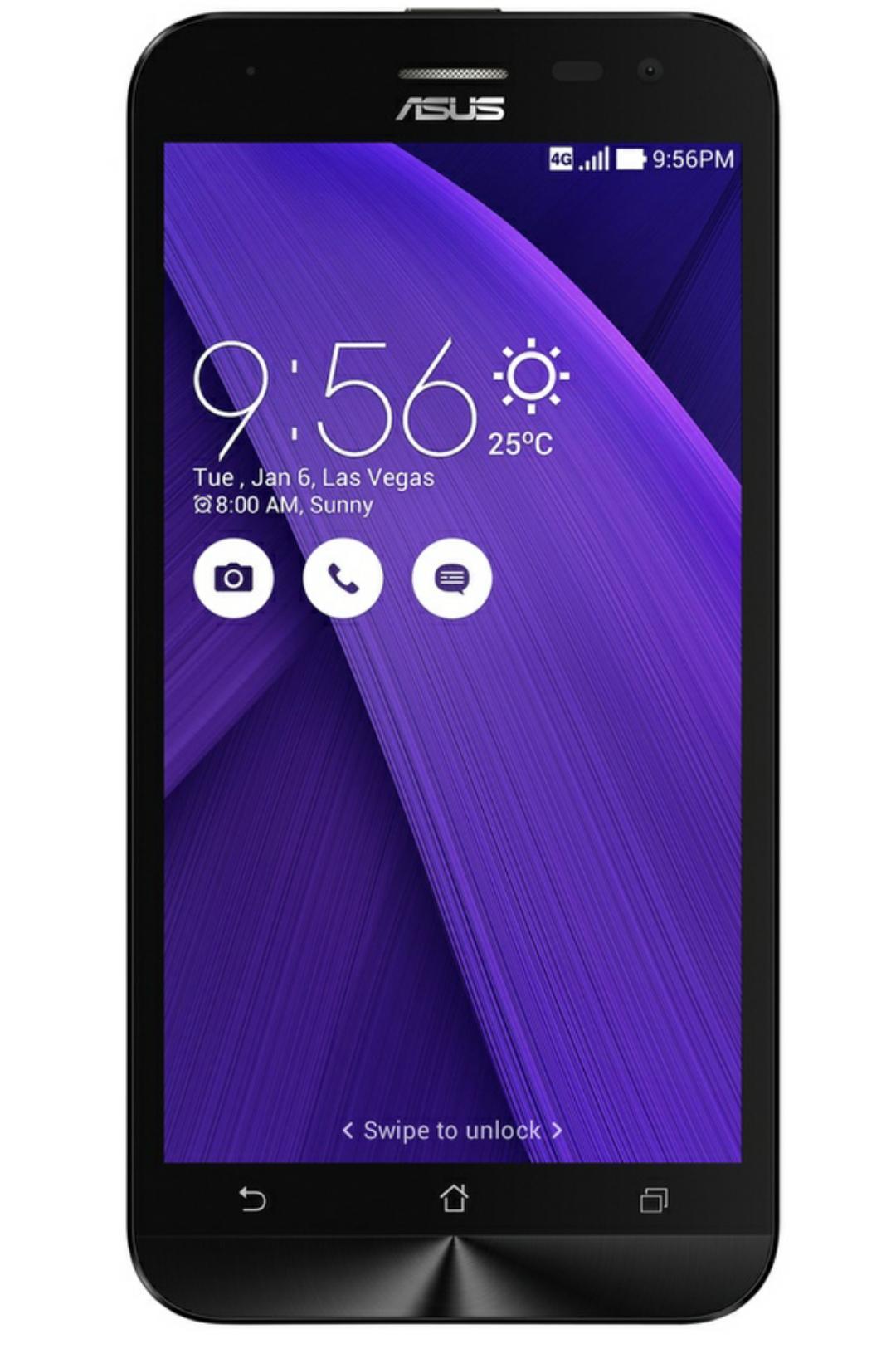 """Smartphone 5.5"""" ZenFone 2 Laser ZE500KL - 16Go"""