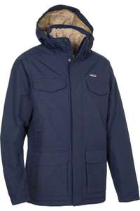 Manteau Parka Isthmus Patagonia - Navy blue (Tailles S, M & L)