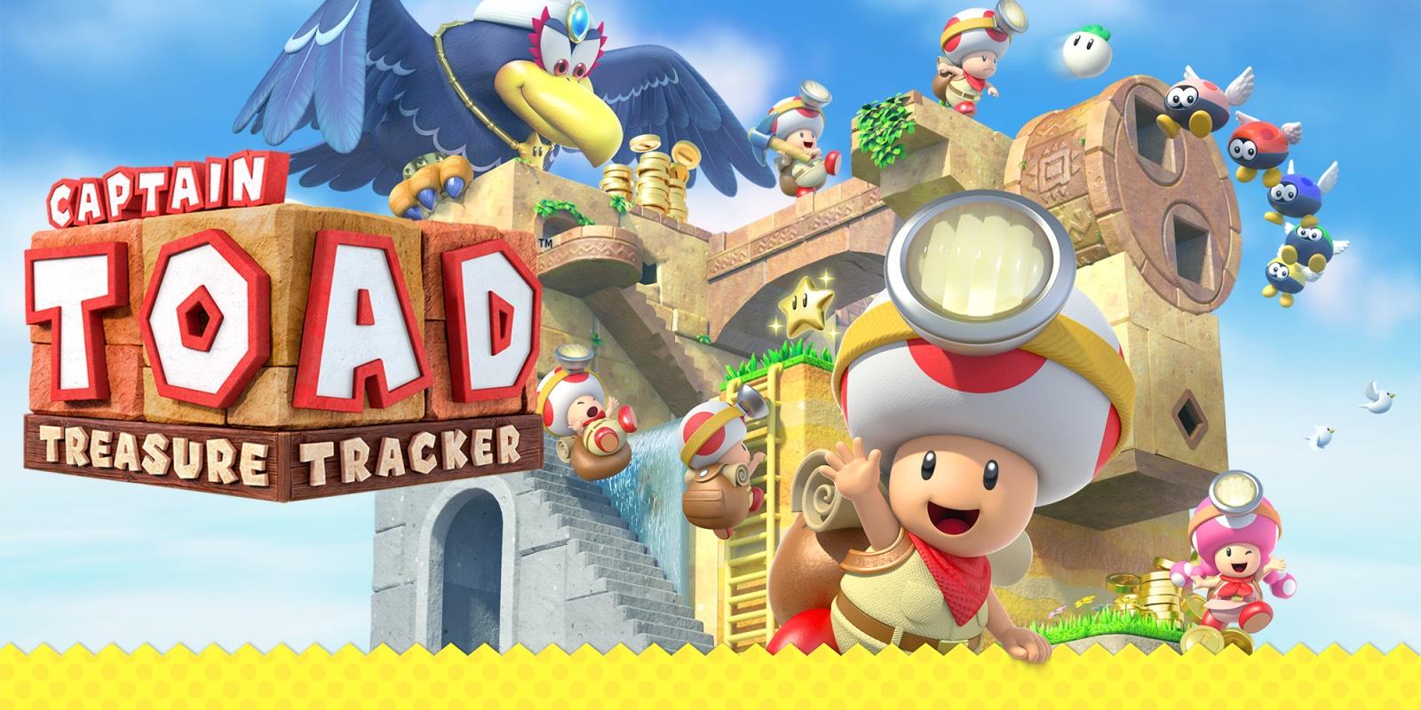 Captain Toad: Treasure Tracker sur Nintendo Switch (Dématérialisé)
