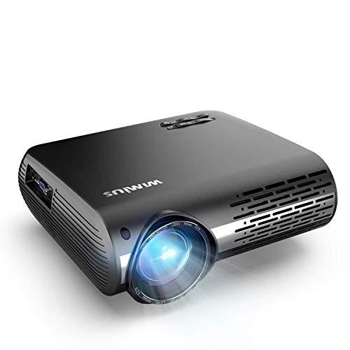 Vidéoprojecteur WiMiUS - Full HD, 7000 Lumens (Via coupon - Vendeur tiers)
