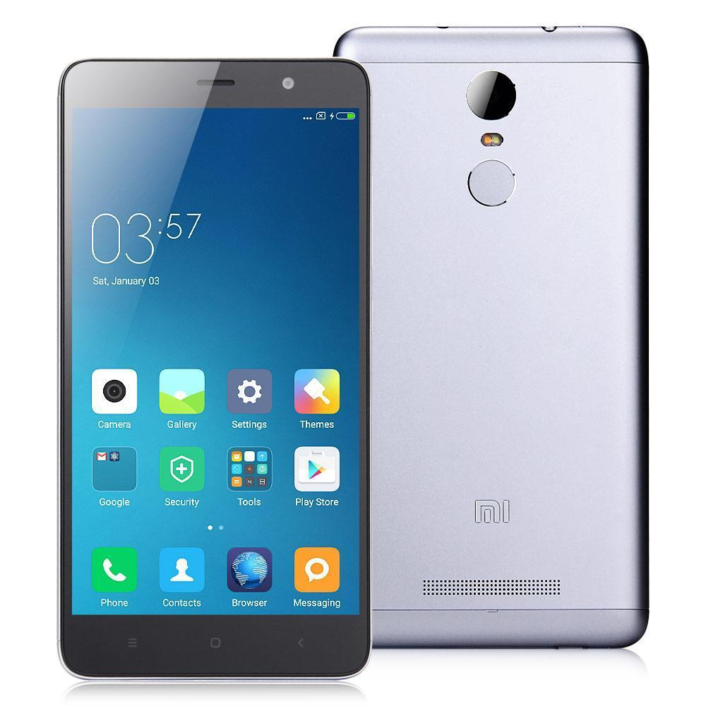 "Smartphone 5.5"" Xiaomi Redmi Note 3 - 16Go"