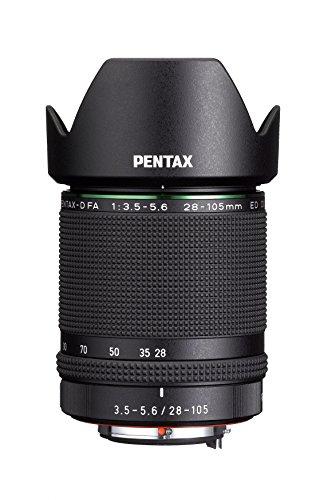 Objectif photo Zoom Pentax D FA 28-105 mm F3.5-5.6