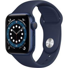 Montre connectée Apple Watch Series 6 (GPS) - Boitier 40 mm, bracelet sport (+ 18.04€ en Rakuten points)