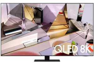 "TV 55"" Samsung QE55Q700T (2020) - QLED, 8K, 100 Hz, HDR 1000, Smart TV, HDMI 2.1 (Frontaliers Belgique)"