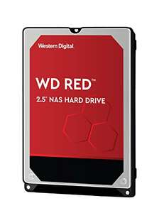 "Disque Dur Interne 2.5"" HDD Western Digital WD Red NAS - 1 To, 5400 RPM"