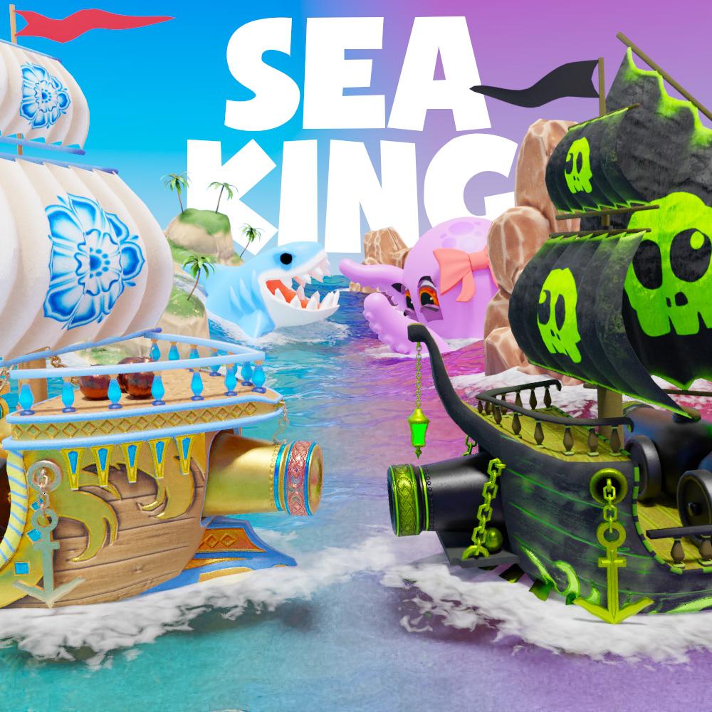 Sea King sur Nintendo Switch (Dématérialisé)