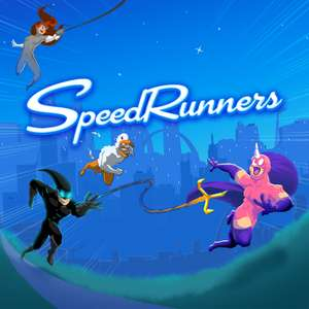 Sélections de jeux multi-joueurs en promotion sur Nintendo Switch - Ex: Speedrunners (Dématérialisé)