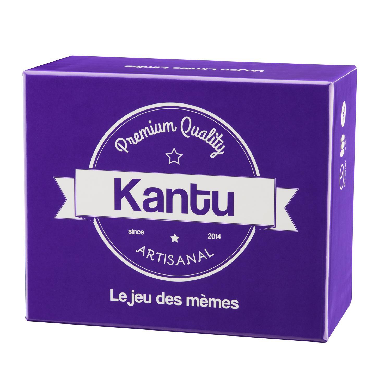 Jeu de société Kantu - Le Jeu des Mèmes (via 10.09€ sur la carte de fidéltié)