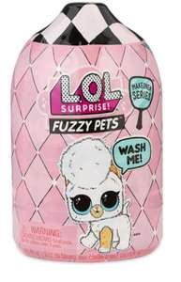 Coffret 7 Surprises L.O.L. Surprise Fuzzy Pets
