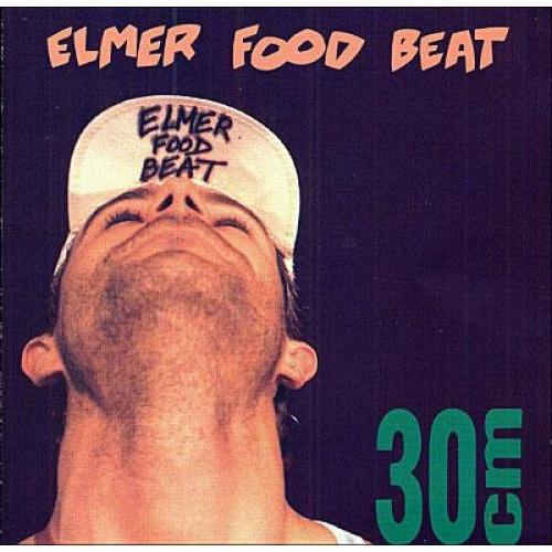 Vinyle Elmer food beat 30 cm