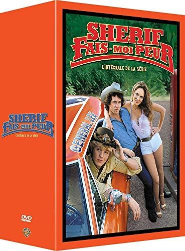 """Coffret DVD """"Shérif, fais moi peur"""" (The Dukes of Hazzard) - L'intégrale des 7 saisons"""