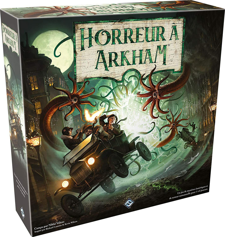 Jeu de Société Asmodee Horreur à Arkham (3ème Edition)
