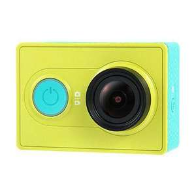 Caméra sport Xiaomi Yi - coloris vert