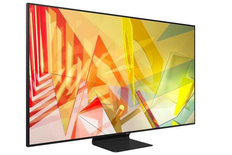 "TV 65"" Samsung QE65Q90T - QLED, 4K UHD, HDR (etzshop.lu - Frontaliers Luxembourg)"