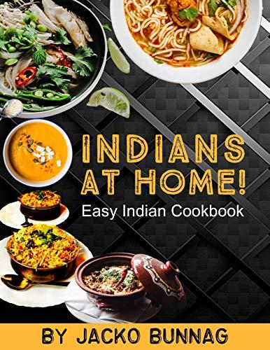 Sélection d'E-Books de Cuisine Indienne gratuit - Ex: INDIANS AT HOME (Dématérialisé - Anglais)