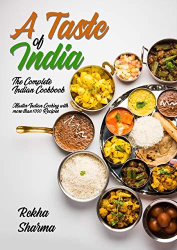 Sélection d'E-Books de Cuisine Indienne gratuit - Ex: A Taste of India (Dématérialisé - Anglais)