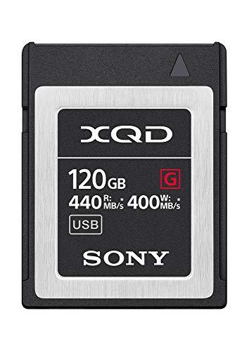 Carte Mémoire Sony XQD - 120 Go (Vendeur Tiers)